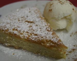 Menorca tart